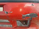 Бампер передний Mazda 626 GD 1987-1991г.в. красный Купе 2 дв., фото 2