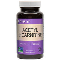 L-Карнитин в капсулах Acetyl L-Carnitine (500 мг)