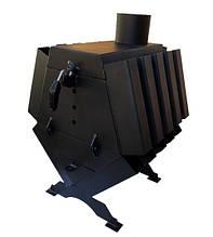 Буржуйка с варочной поверхностью Konvektor-120 (сталь 3 мм)