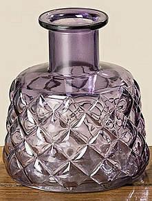 Модная ваза Лисбет сиреневого цвета
