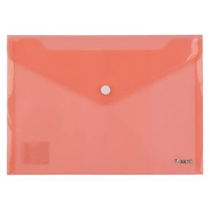 Папка-конверт Axent А5 красная, фото 2