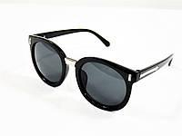 Очки солнцезащитные черные ws 9753