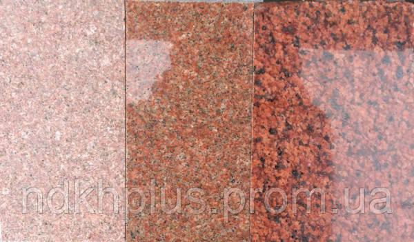 Гранитная полированная плитка Лезник 20мм