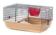 Клетка InterZoo Super Rabbit 60 Color G350 - для кролика  (580*380*310мм)