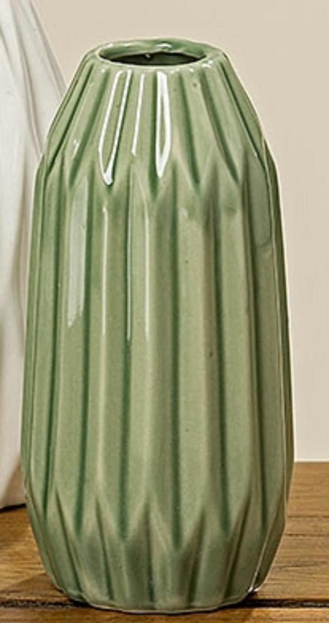 Современная однотонная керамичная ваза