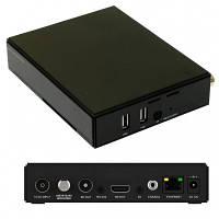 Комбинированный цифровой спутниковый / эфирный HD ресивер UCLAN Denys H.265 Pro Combo
