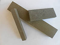 Брусок заточной абразивный 14А (электрокорунд нормальный) серый БКВ 70х13х13 40 СТ