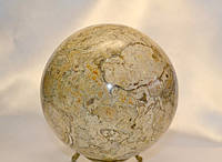 Шар из натурального камня яшма  Размеры 3.75 cm