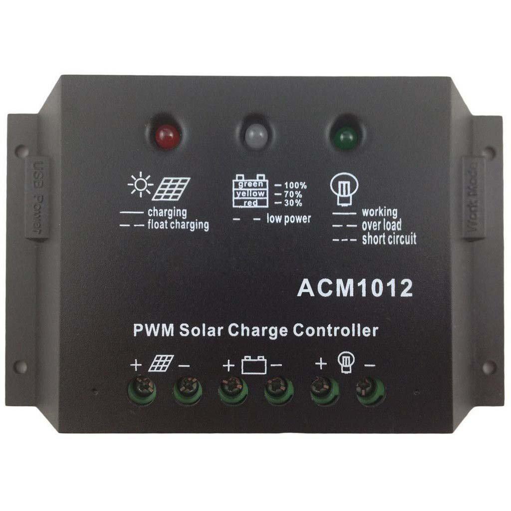 Контроллер заряда ACM1012+USB