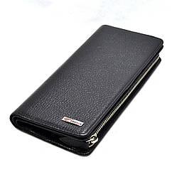 Шкіряний жіночий гаманець-портмоне Desisan