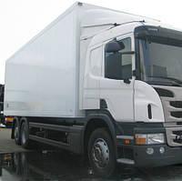 Автомобиль с изотермическим фургоном «Купава» 6300R1-1001 на шасси Scania P250LB6X2HNA