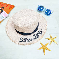 "Шляпа ""Strawberry"" розовая 502-07-2, фото 2"
