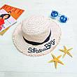 "Шляпа ""Strawberry"" розовая 502-07-2, фото 3"