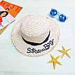 "Шляпа ""Strawberry"" розовая 502-07-2, фото 4"