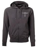 Оригинальная толстовка Boeing Totem Full-Zip Sweatshirt 110010030174 (Grey)