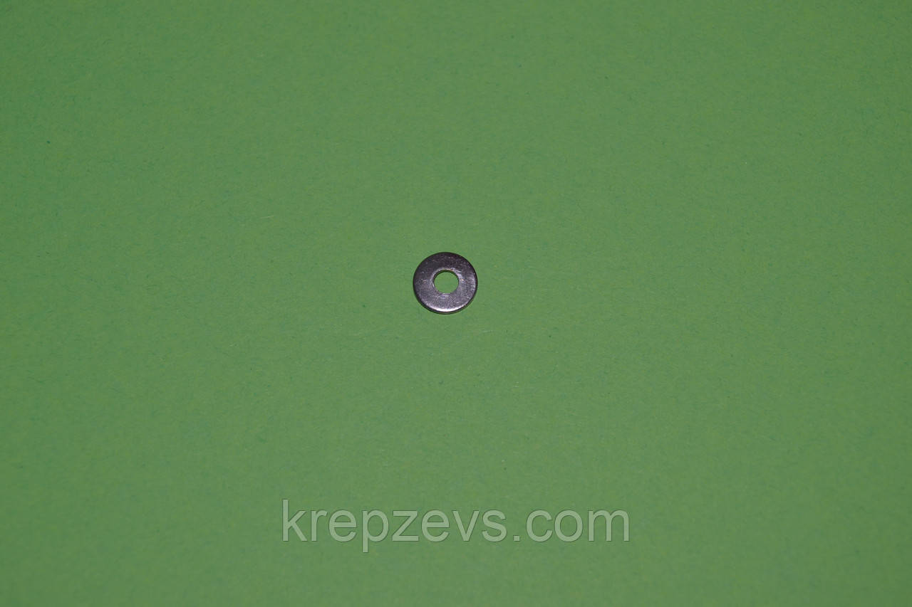 Шайба увеличенная нержавеющая Ф8 ГОСТ 6958-78, DIN 9021