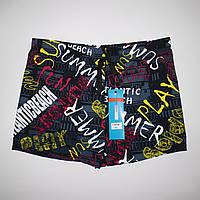 Мужские цветные шорты-плавки R1780