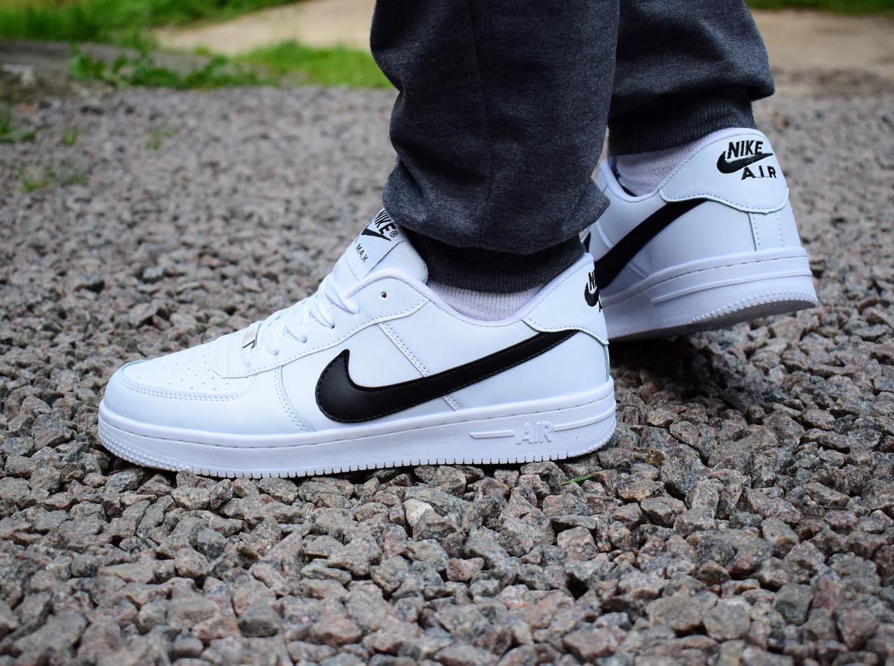 Кросівки чоловічі Nike air force білі купити в Україні оптом і в роздріб 81a845dfca49f