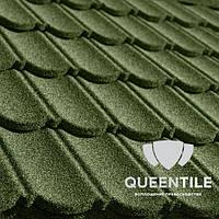Композитная черепица QueenTile Classic Green