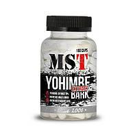 Экстракт йохимбина MST Yohimbe Bark Extract (100 caps)