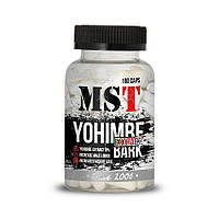 Экстракт йохимбина MST Yohimbe Bark Extract (100 caps)