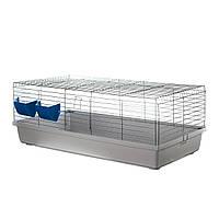 Большая клетка для кролика InterZoo Rabbit 120 zinc Folding G161( 1200*590*450мм)