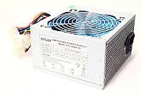 Блок живлення DELUX 400W, (DLP-25D) ATX, вентилятор: 120 мм, активний PFC