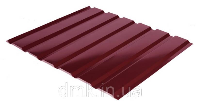 Профнастил (профлист, профилированный лист) кровельный, фасадный (стеновой) от производителя, С-18
