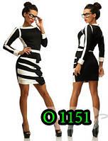Платье с рукавом оптом и в розницу, фото 1