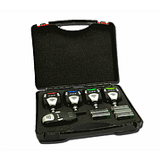 Набор водонепроницаемых сигнализаторов с приемником EOS 4+1