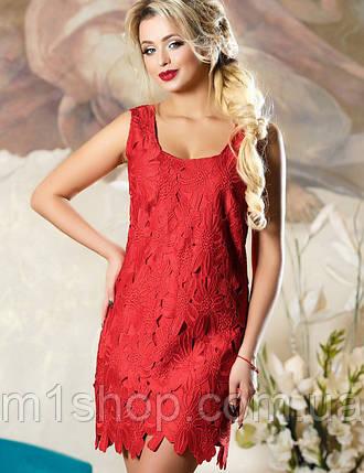 Роскошное летнее платье с резными цветами (2167-2166-2165-2169 svt ... 8bbdc5b4944