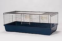Универсальная клетка для кроликов InterZoo Rabbit 120 Color G160 (1200*590*450мм)