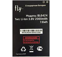 Аккумуляторная батарея (АКБ) для Fly BL6424 (FS505 Nimbus 7), 2000mAh