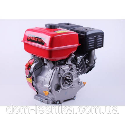 Бензиновый двигатель 177F  (SPE 270,OHV 9 л.с. ШЛИЦ. соед (dia. 25mm), фото 2