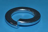 Шайба М7 пружинная оцинкованная DIN 127, фото 1
