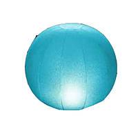 Плавающий надувной светильник-шар Intex 28693, 23 х 22 см