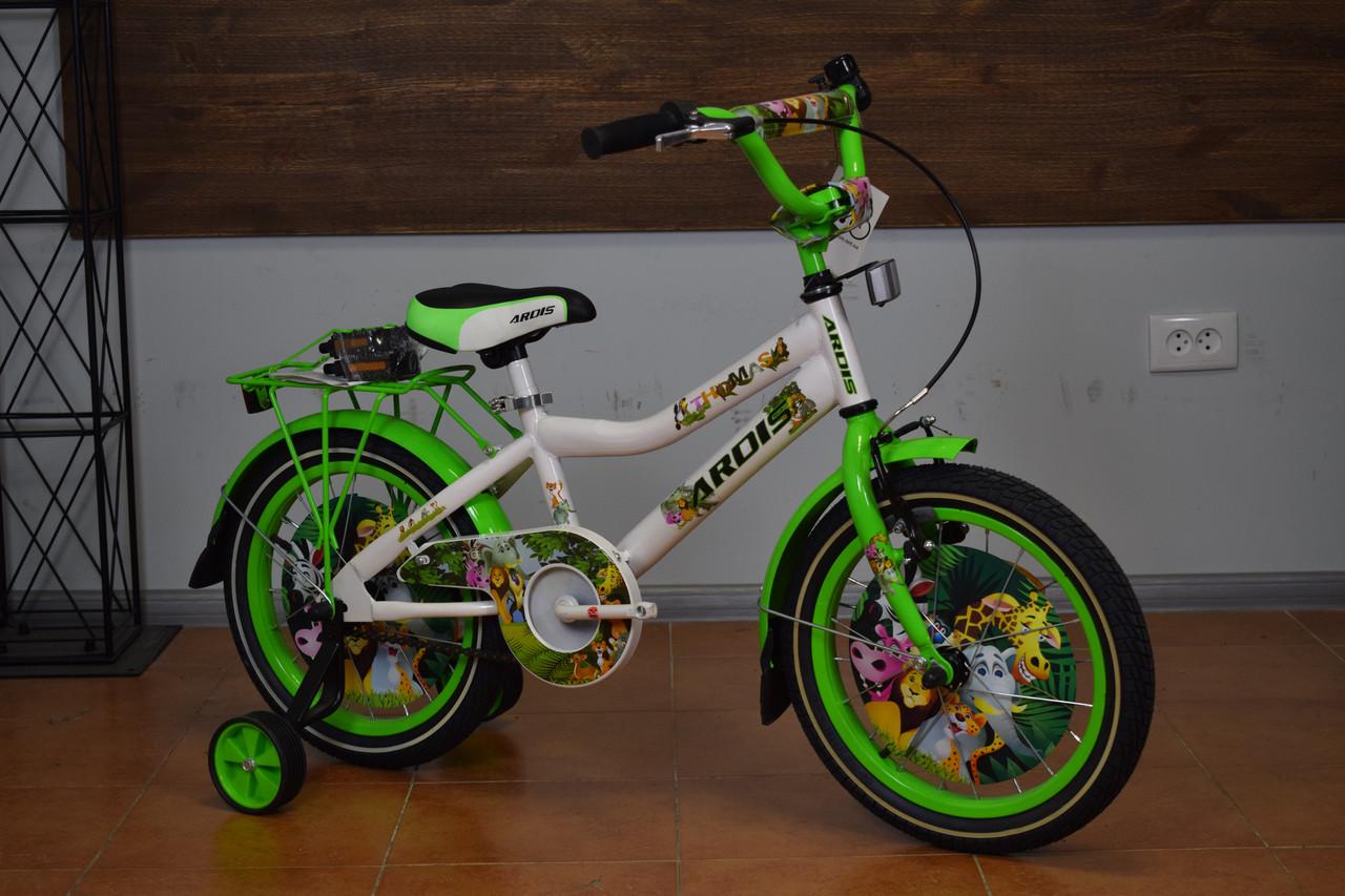 """Детский велосипед 16"""" Ardis Thomas"""