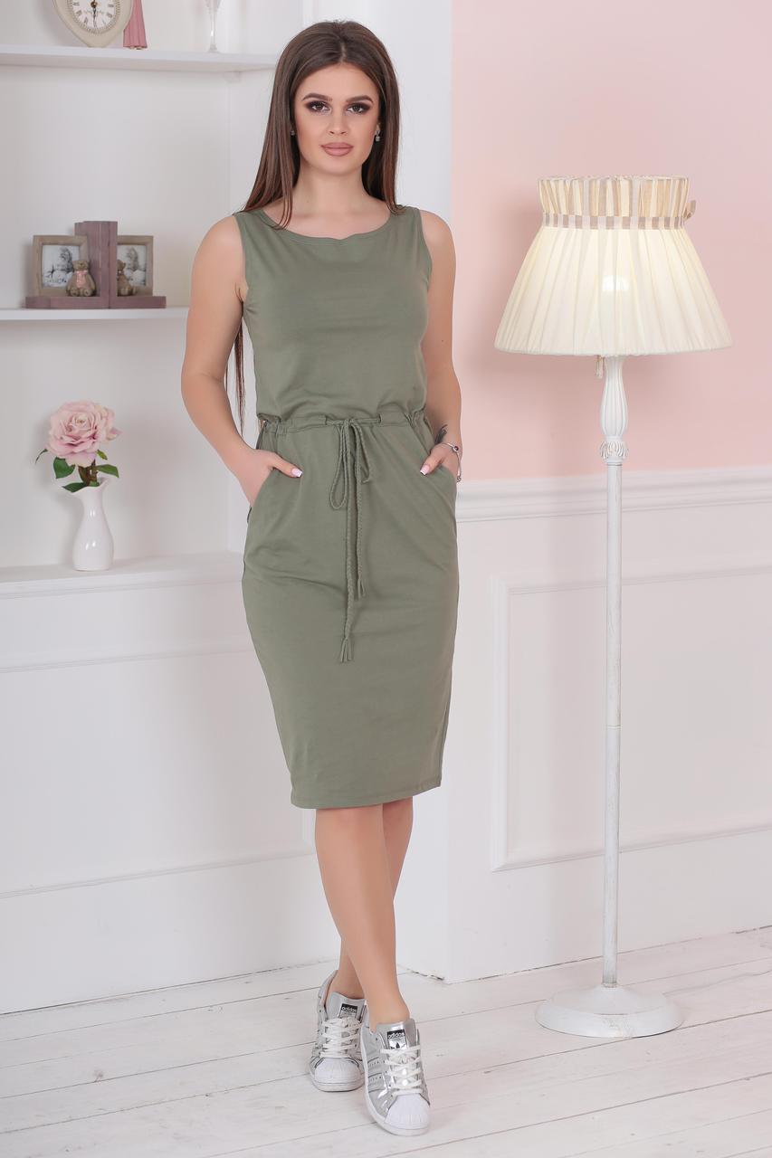 Женская модное платье