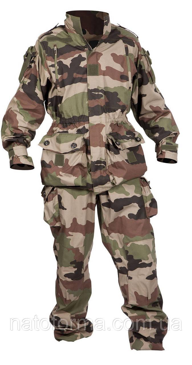 Летний комплект армии Франции, CCE, Felin, оригинал (китель, брюки)
