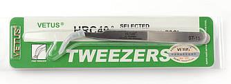 VETUS Tweezer HRC40 - пинцет с загнутыми наконечниками.