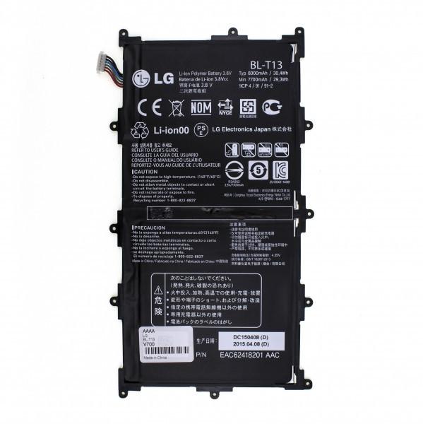 """Аккумулятор на LG BL-T13 (V700 G Pad Tablet 10.1""""), 7700 mAh Оригинал"""