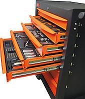 Тележка с набором инструментов для СТО,188 шт. Kendo. Качественный и не дорогой инструмент с доставкой.