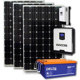 Автономная станция для дома 3 кВт