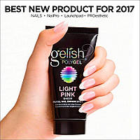Gelish PolyGel Light Pink (светло-розовый), 30 грамм