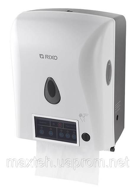 Диспенсер бумажных полотенец в рулонах сенсорный Maggio белый