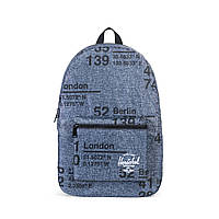 Рюкзак Herschel Supply Co. Packable Daypack (Raven Crosshatch Site)