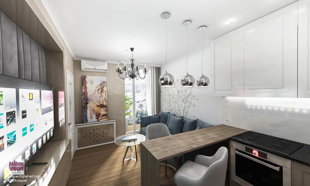 Komfort Town apartment