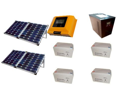 Автономная станция для дома 1 кВт