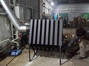 Большая буржуйка Konvektor-2000 (сталь 4 мм), фото 2