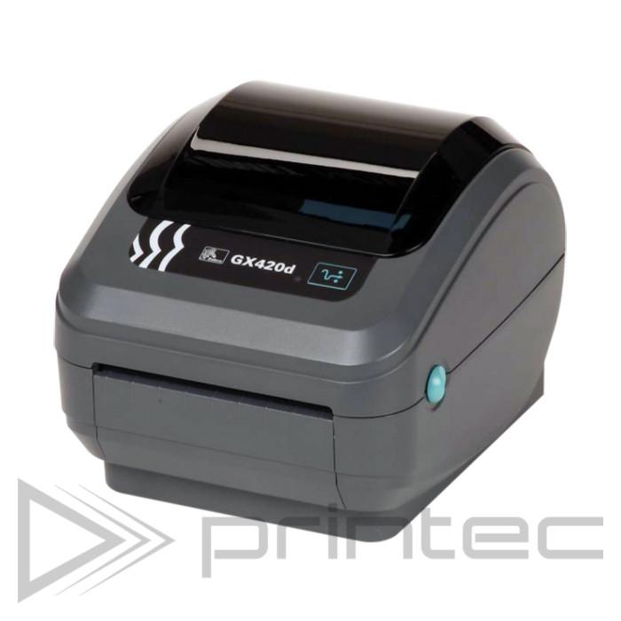 Принтер етикеток Zebra GX420d USB + ETH